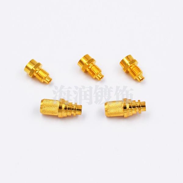 电镀镀金生产
